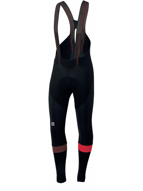 Sportful Bodyfit Pro Bibtights Men black/red